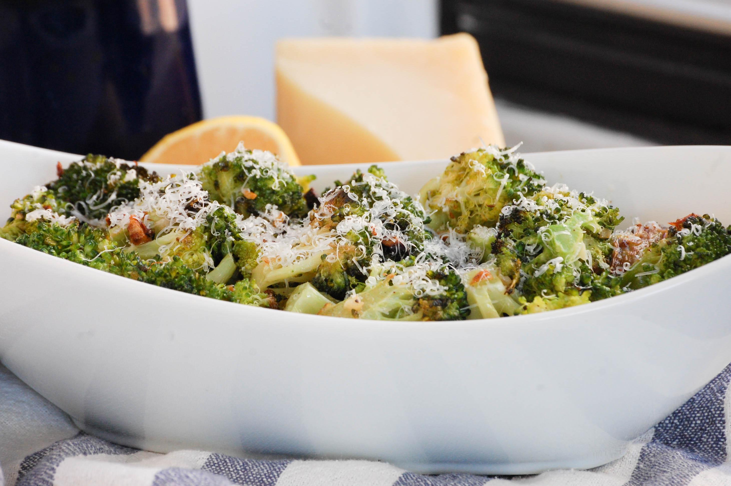 Roasted Broccoli-313