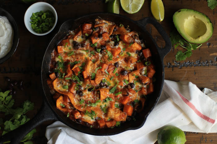 Easy Enchilada Skillet