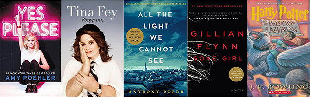 5 Favorite Audiobooks by The District Table