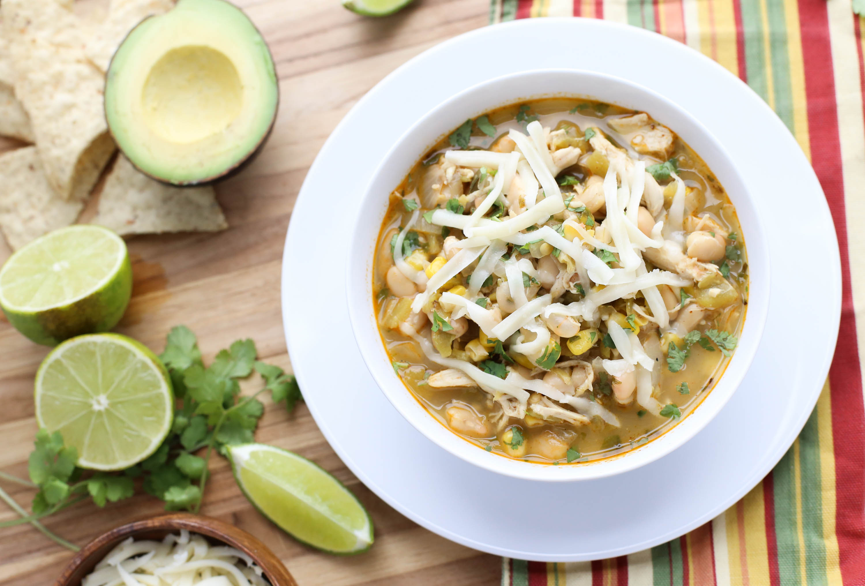 White Chicken Chili-129