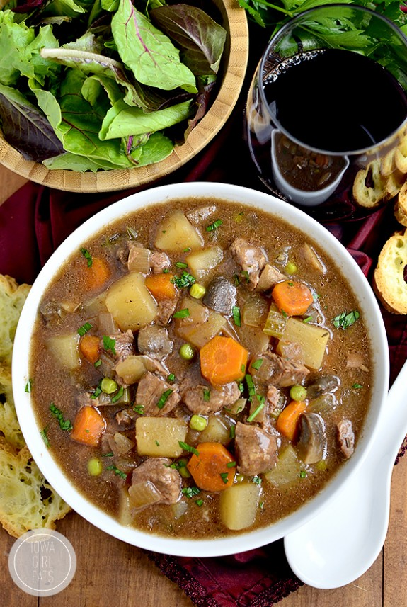 Healthy Slow Cooker Meals via The District Table