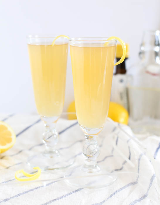 A Downton Abbey Cocktail