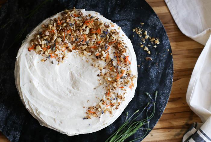 Amazing Carrot Cake