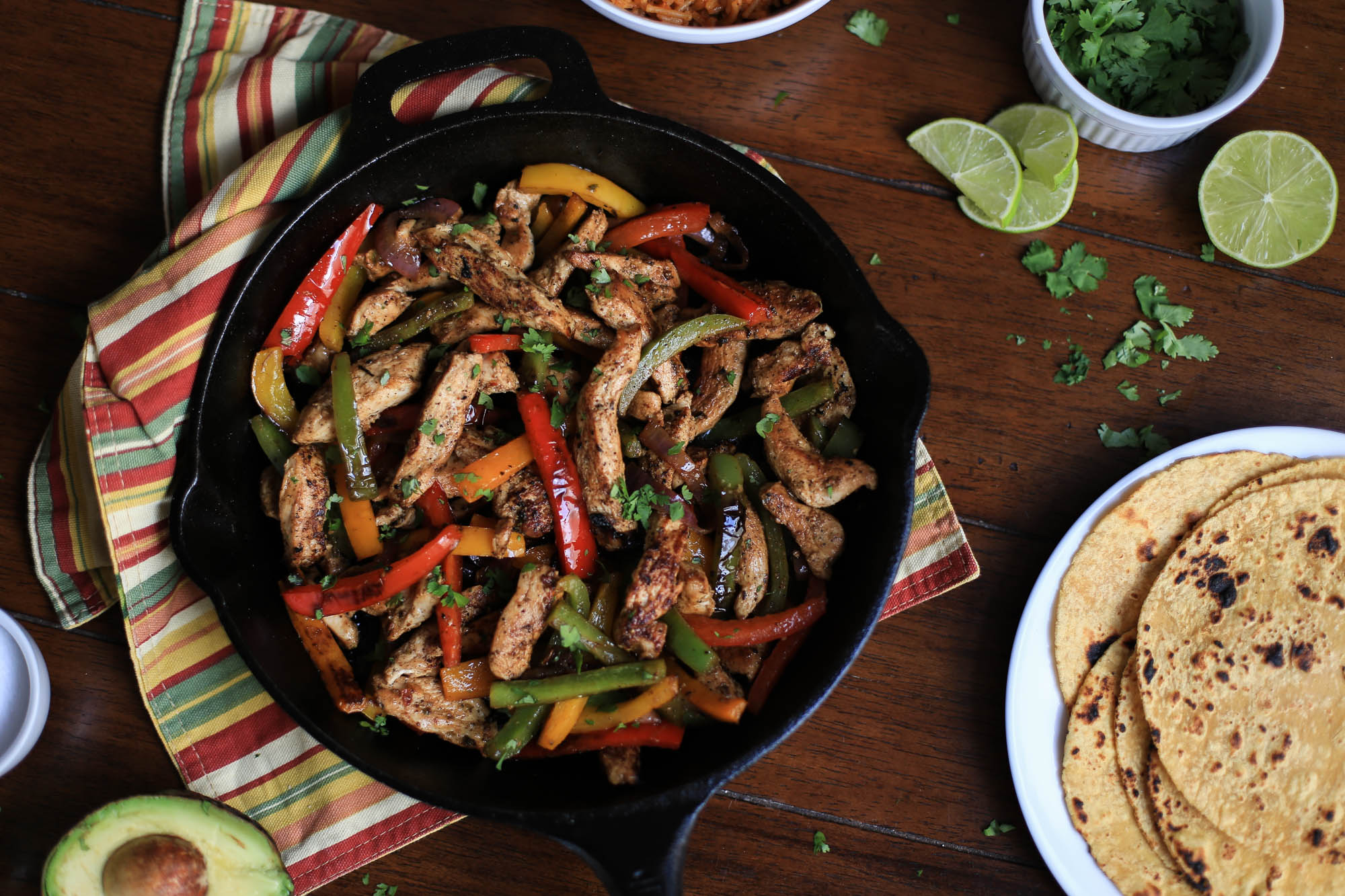 Chicken Fajitas-46
