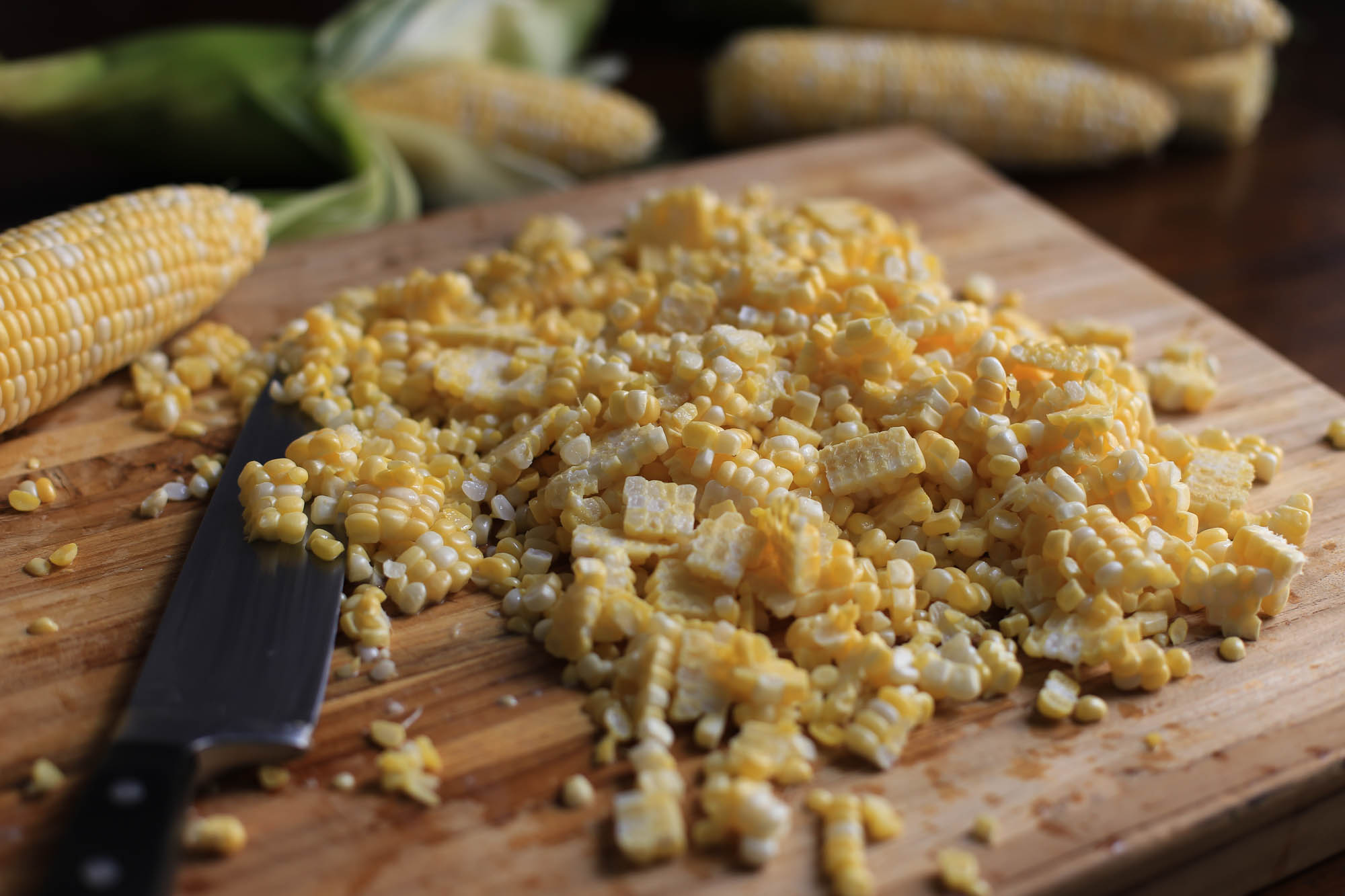 How to Make Freezer Sweet Corn by The District Table