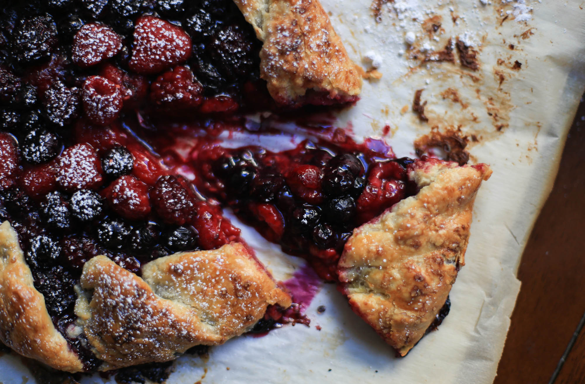 Berry Galette-79