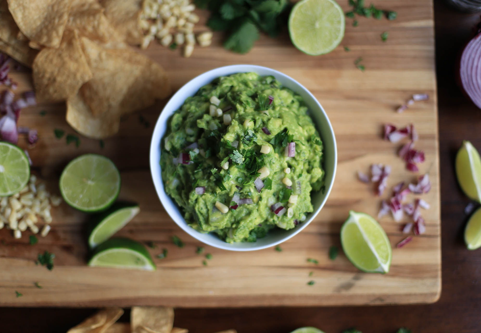The Best Guacamole Recipe by The District Table