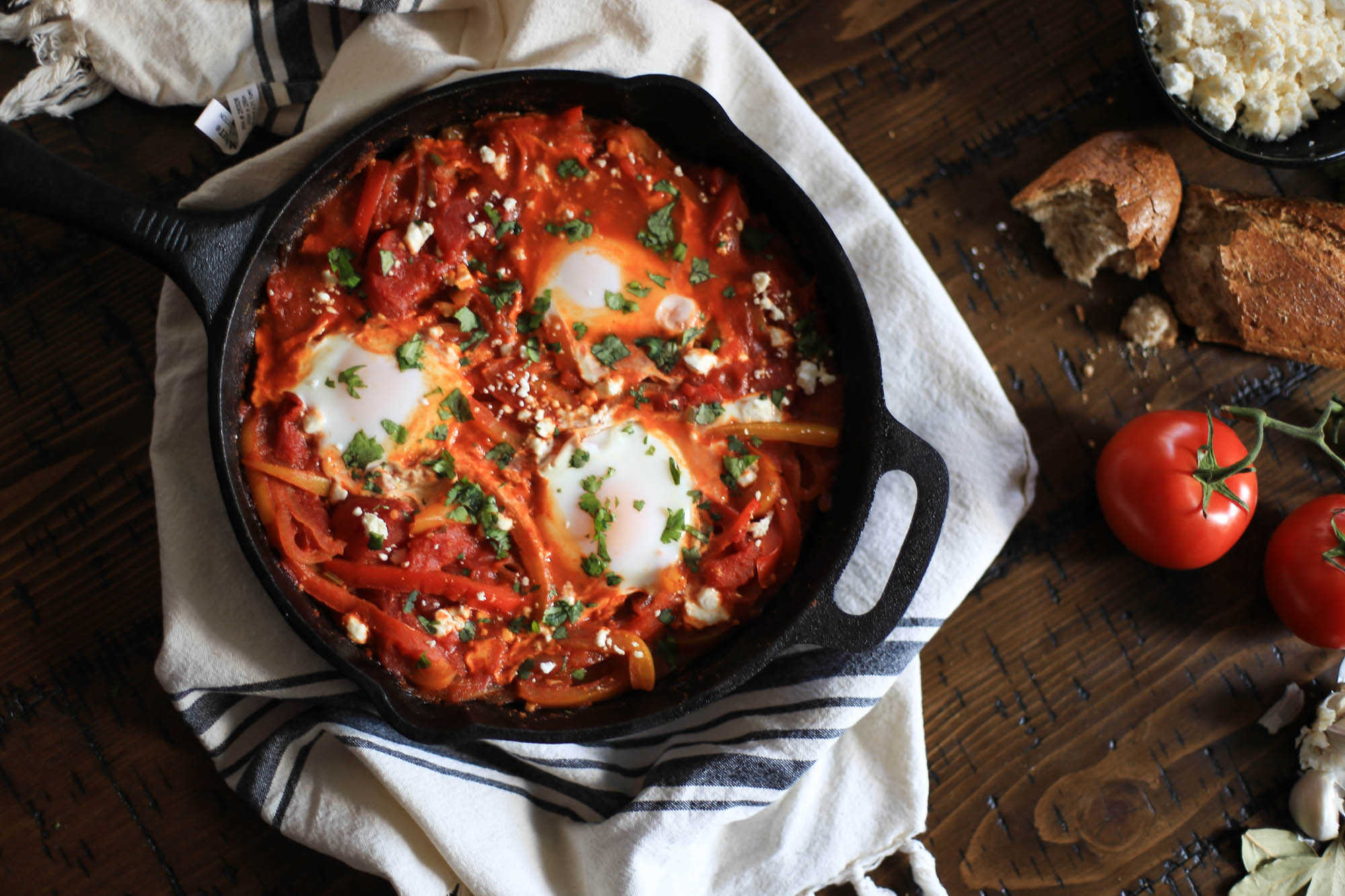 Shakshuka by The District Table