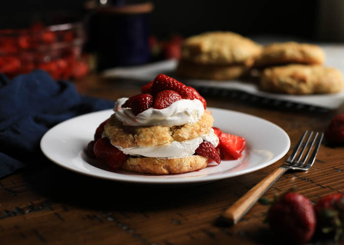The Best Strawberry Shortcake Recipe