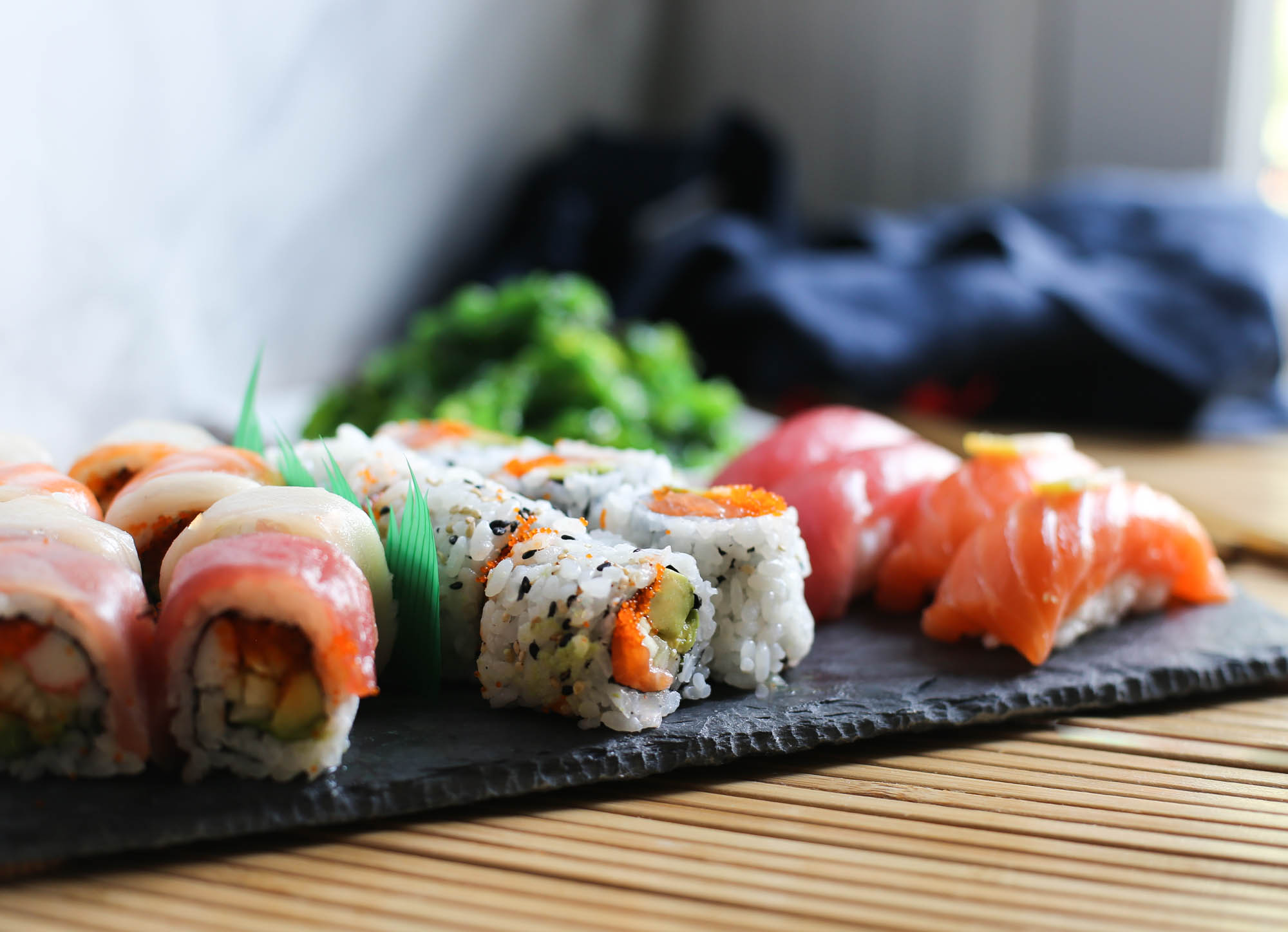 The History of Sushi by The District Table